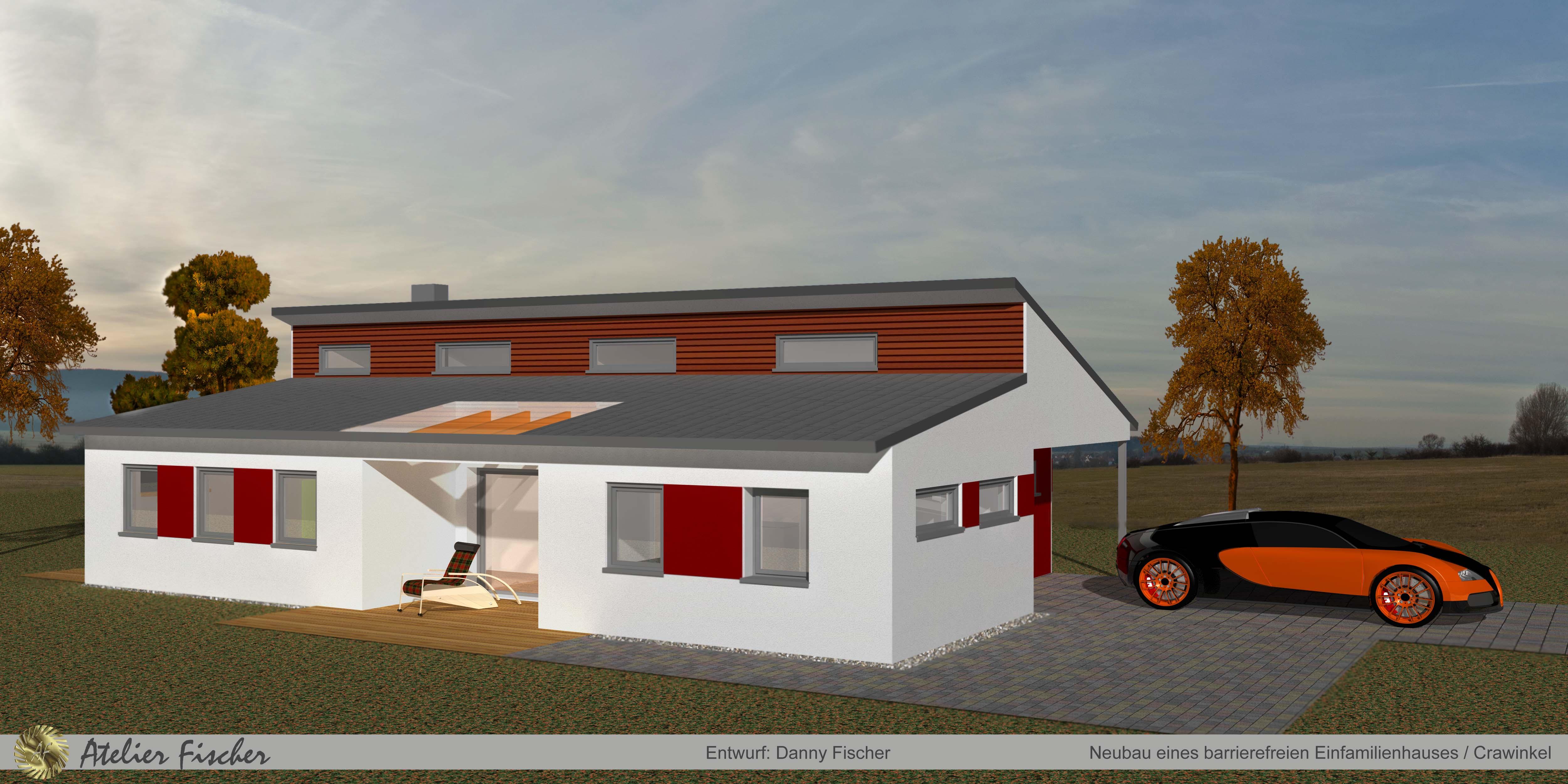 Barrierefreies Einfamilienhaus / Crawinkel