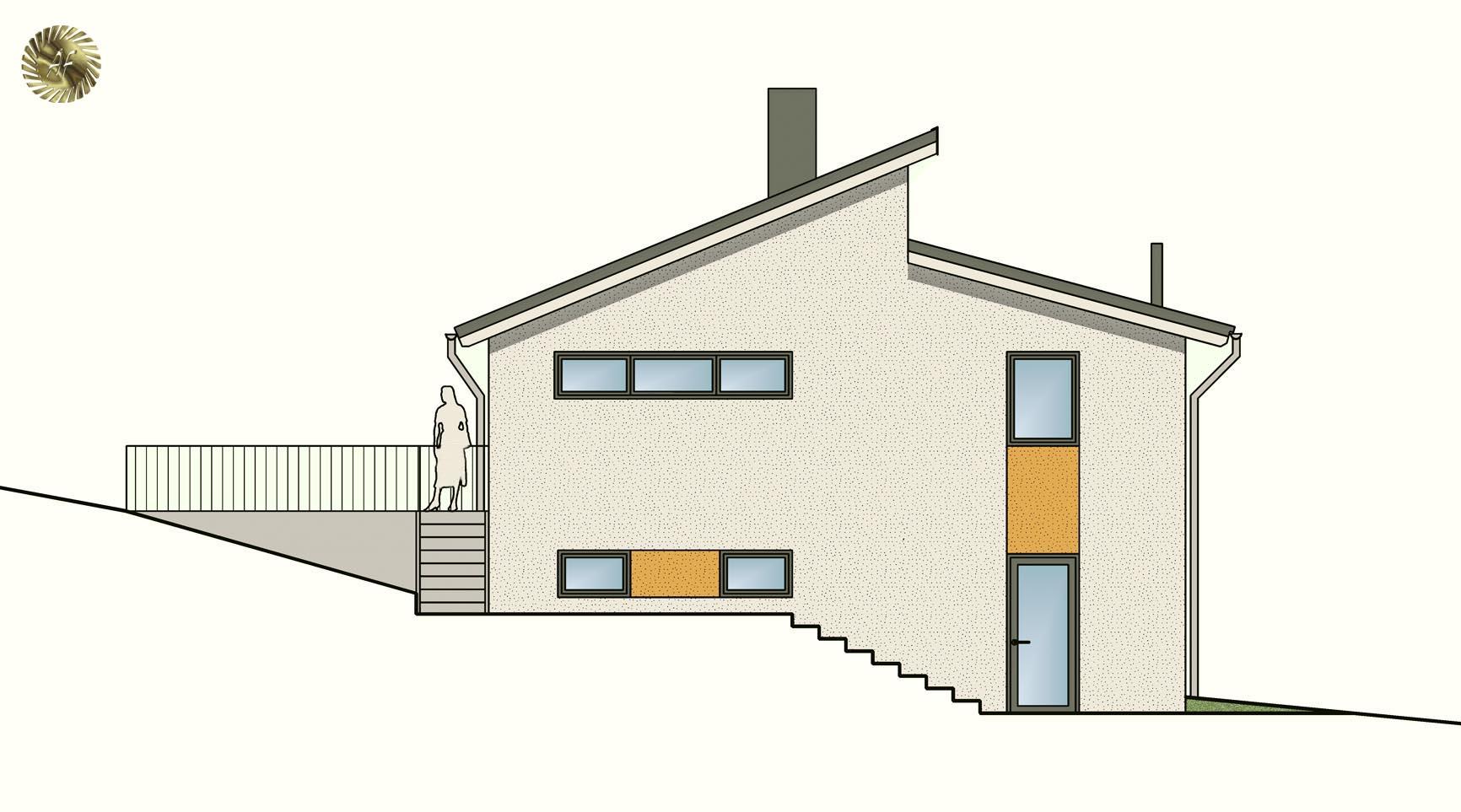 Neubau Einfamilienwohnhaus / Manebach